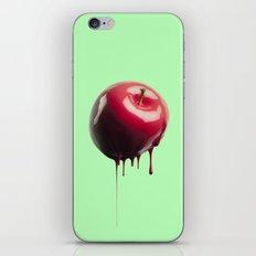 Poisoned Apple iPhone Skin
