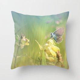 Dreamy serenity Throw Pillow