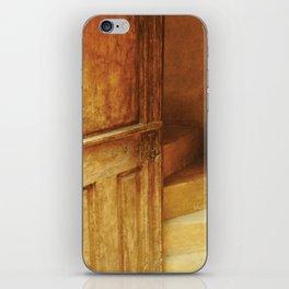 Upstairs iPhone Skin