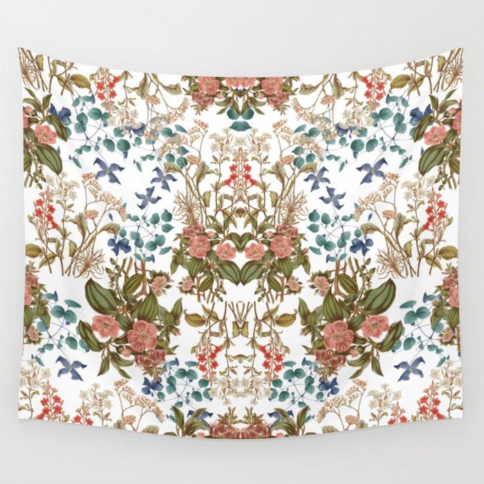 Wish Garden Wall Tapestry