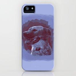 Nature Dog iPhone Case