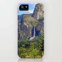 Bridaveil Falls iPhone Case