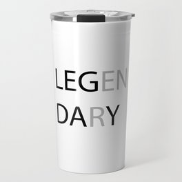 Another day at the GYM Travel Mug
