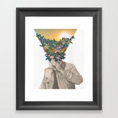 Recapture Framed Art Print