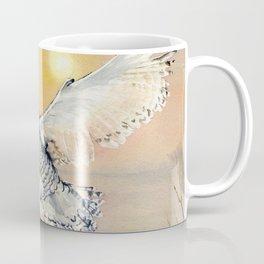 Snowy Owl Coffee Mug