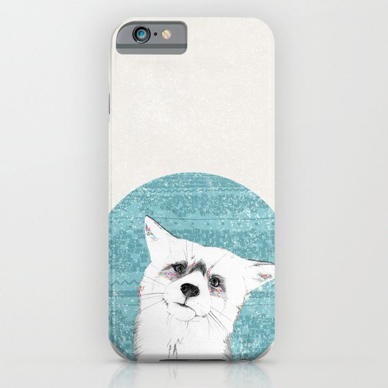 Waiting fox iPhone & iPod Case