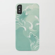 Tale to Tell iPhone X Slim Case