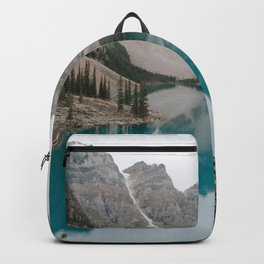 Moraine Lake, Banff National Park Backpack