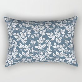 Leaves Pattern 7 Rectangular Pillow