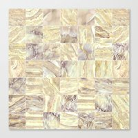 mosaic Canvas Prints featuring Mosaic by Santo Sagese
