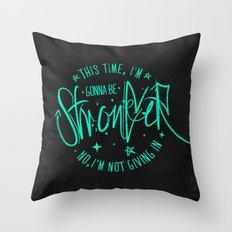 This Time... ALT. Throw Pillow
