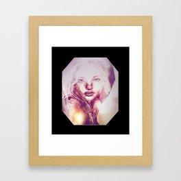 lucid Framed Art Print