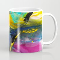 splash Mugs featuring Splash by zAcheR-fineT