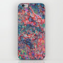 Opalescent Marble iPhone Skin