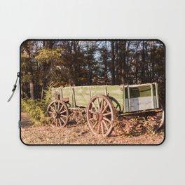 Fall farm days Laptop Sleeve