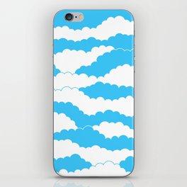 Blue Sky iPhone Skin
