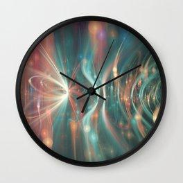 LaserDisc Wall Clock