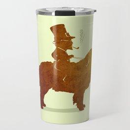 The Gold Retriever Travel Mug
