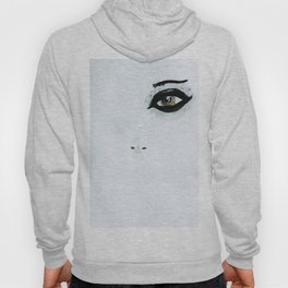look into my amber & embers Hoody