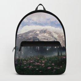 Mt Rainier Backpack