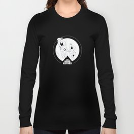 THE AFRO ASTROS Long Sleeve T-shirt