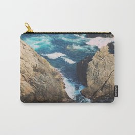 Road to Punta Cometa Carry-All Pouch