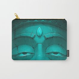 Buddha I. Carry-All Pouch