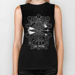 The Law of Nature Biker Tank