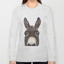 Hey Donkey Long Sleeve T-shirt