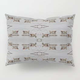 Egyptian Geese with Babies Pillow Sham