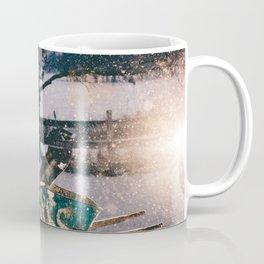 December Days Coffee Mug
