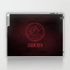 Team Red Laptop & iPad Skin