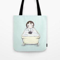 Nightmare Bath  Tote Bag