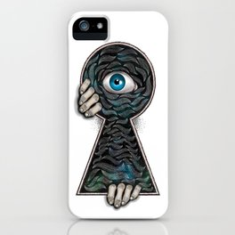 Observe iPhone Case