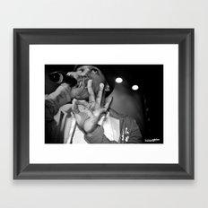 Live from New Jet City: Curren$y pt. 4 Framed Art Print