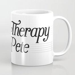 Music Therapy St. Pete, LLC Logo in Black Coffee Mug