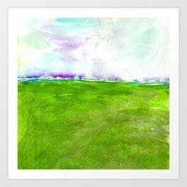 Journey No.600o by Kathy Morton Stanion Art Print