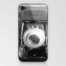 Vintage Baldinette iPhone & iPod Skin