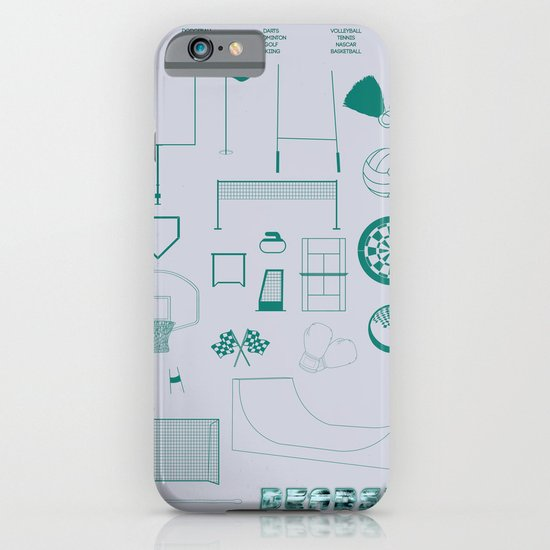 Essence Of Deadspin iPhone & iPod Case