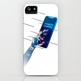 Not a Robot iPhone Case