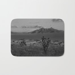 Joshua Tree Death Valley Bath Mat
