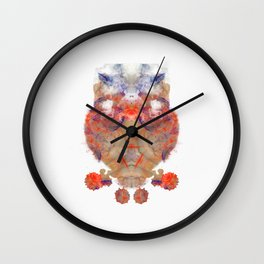 Inkdala XVI Wall Clock