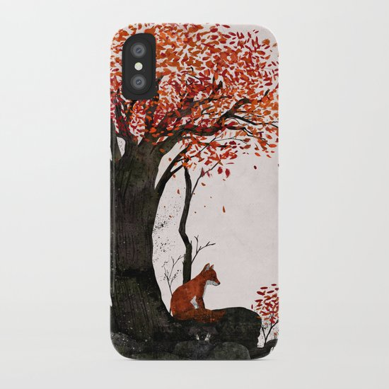 Fantastic Mr. Fox Doesn't Feel So Fantastic Anymore iPhone Case
