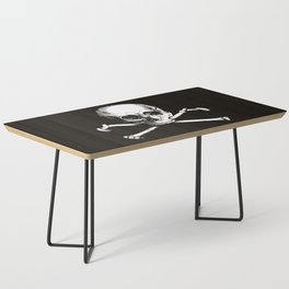 Skull and Crossbones | Jolly Roger Coffee Table