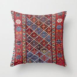 Genje Central Caucasus Rug Throw Pillow