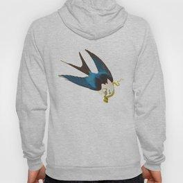 Swallow-tailed Hawk Hoody