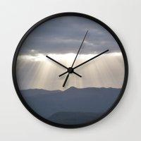 nirvana Wall Clocks featuring Nirvana by jennerlinds