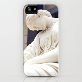 Sleeping Beauty at Musée d'Orsay iPhone Case