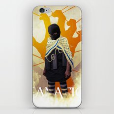 MISGUIDED FANATICISM iPhone & iPod Skin