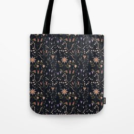 Dakota Prairies: Florals Tote Bag